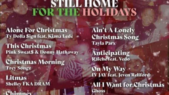 Rockboy Beats co-produces new holiday track from Jeven Reliford