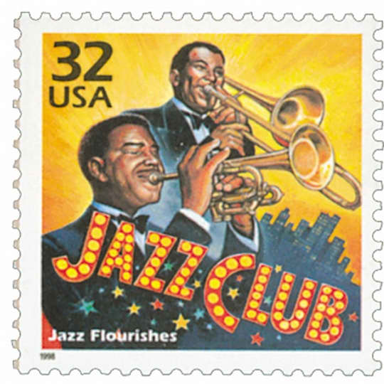 Jazz 1920's-1933