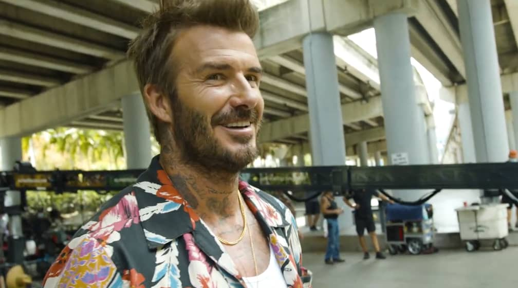David Beckham x Maserati | Online