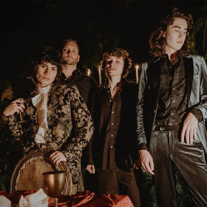 Roxx Revolt & The Velvets