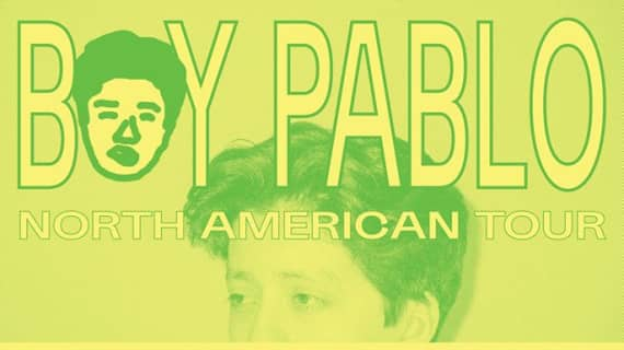 Boy Pablo announces US summer tour