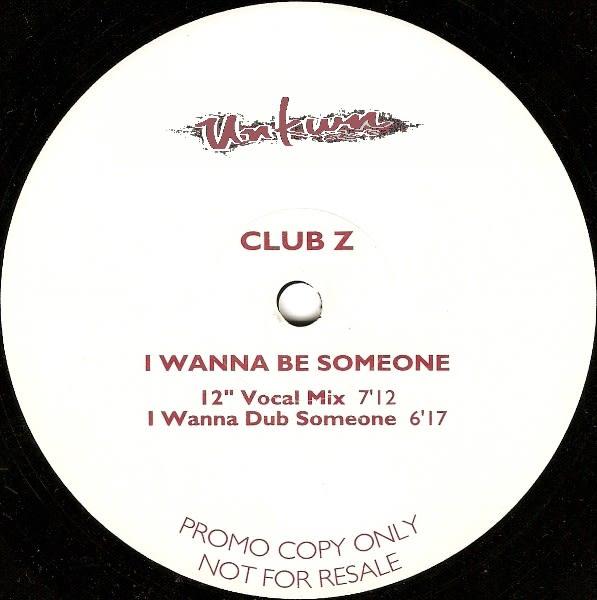 I Wanna Be Someone (AKA Radio edit)