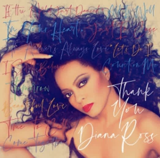 """Diana Ross releases new single """"Thank You"""""""