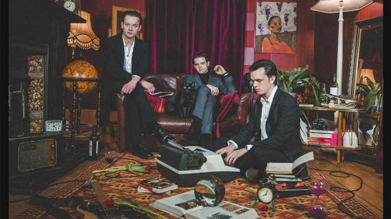 The Blinders release 'Fantasies Of A Stay At Home Psychopath'