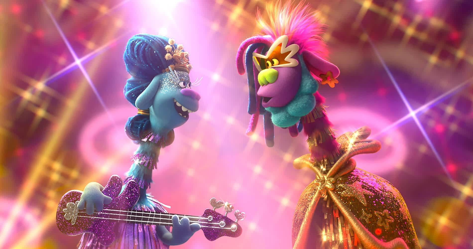 """George Clinton's """"Atomic Dog"""" featured in Trolls World Tour trailer"""
