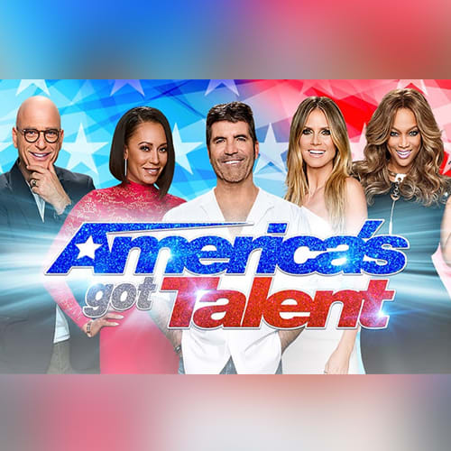 America's Got Talent Season 14 Intro