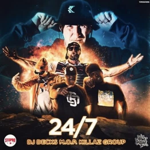 "DJ Decks, M.O.P., and Killaz Group release ""24/7"""