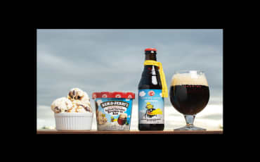 Ben & Jerry's + New Belgium Brewing Commercial