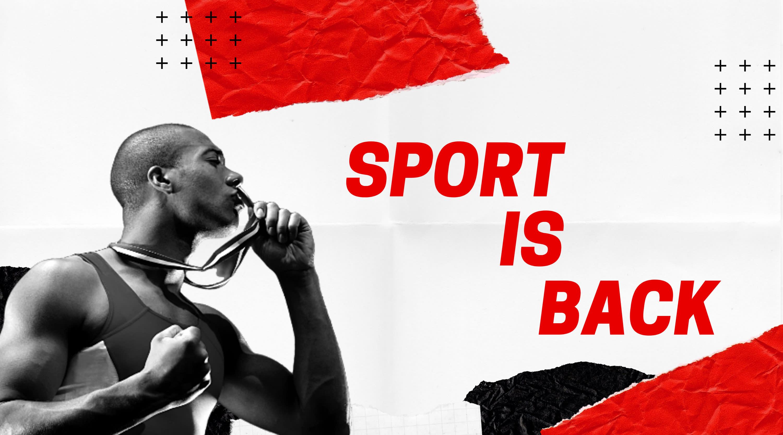 Es lebe der Sport!