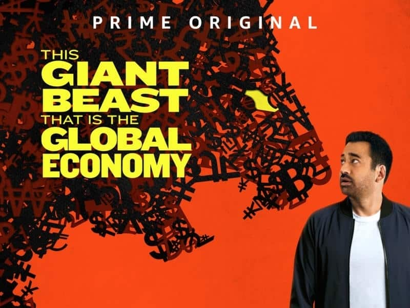 "This Giant Beast That is the Global Economy featuring ""Money Talk"" by 7KingZ"
