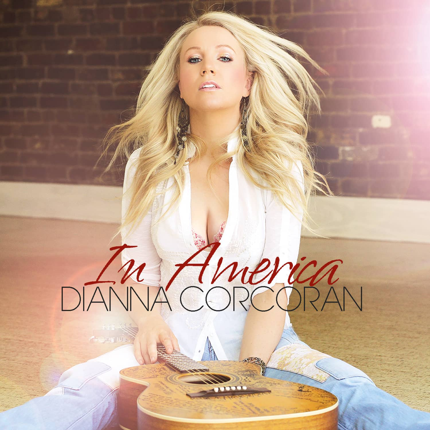 Australian Country Artist Dianna Corcoran Releases American Debut