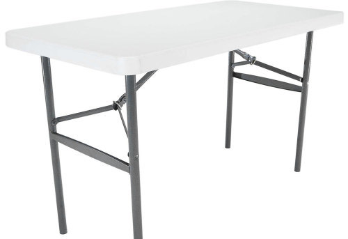 4ft Plastic Serving Table