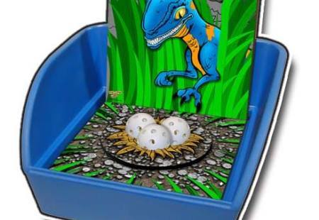 Raptor's Nest Carnival Game