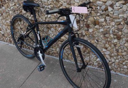 "17.5"" 7.4 FX Hybrid Bike"