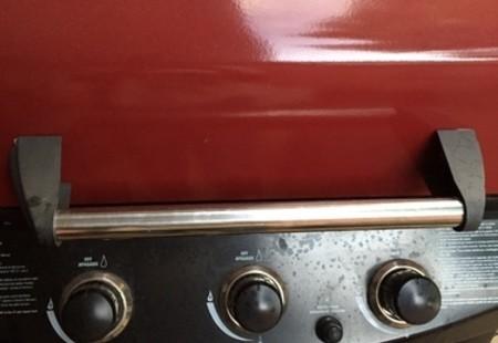 4-Burner Propane Grill