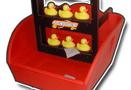 Quack Attack Carnival Game