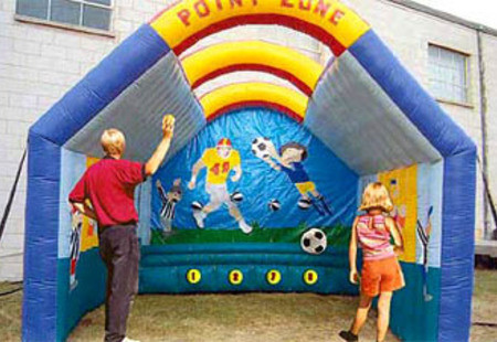 Point Zone Carnival Game