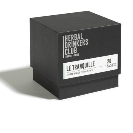 Le Tranquille - Tisane cool & sociable