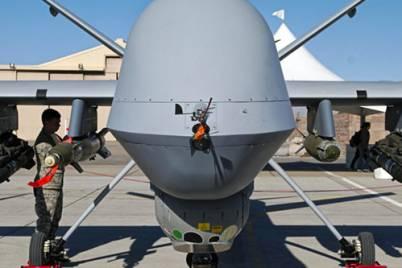 Pursuit drones
