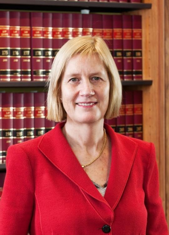 The Honourable Jennifer Davies