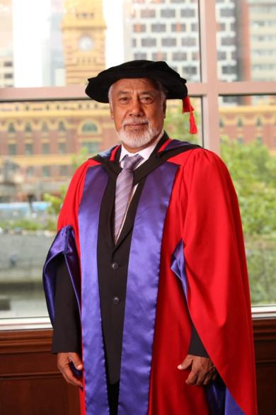 The Honorable Kay Rala Xanana Gusmão