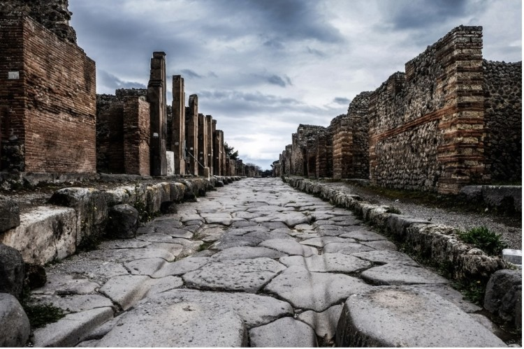 From the Beginning: The History of Pompeii and the Eruption of Vesuvius