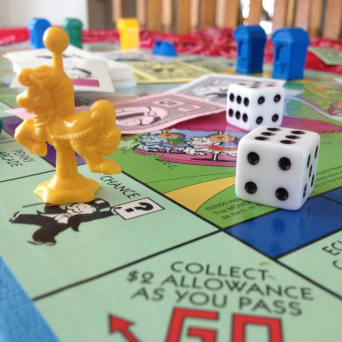 Monopoly games spark plenty of arguments and allegations. Picture: Pixabay