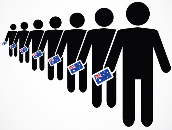 Australia is the only English-speaking country where voting is compulsory. Picture: Shutterstock