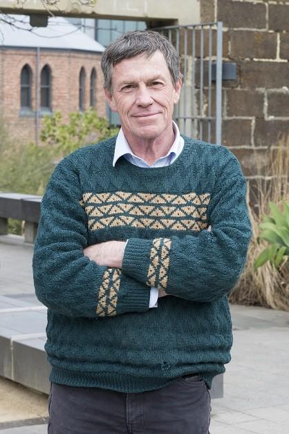 Dr Iain Campbell