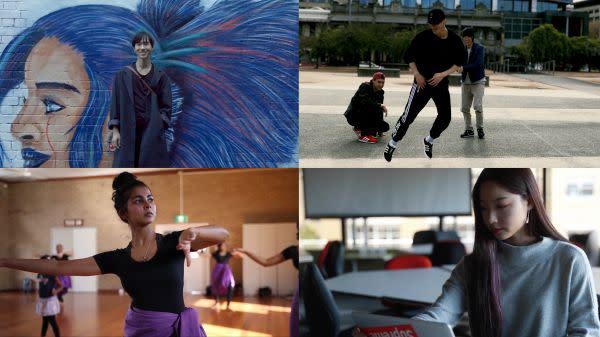 Audio-Visual Communication at Melbourne: A Retrospective