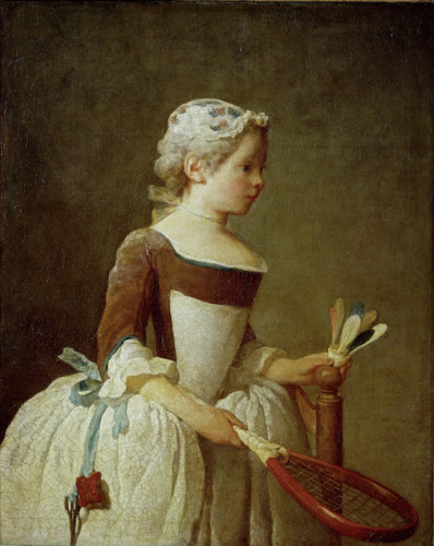 Chardin's Girls: The Ethics of Painting