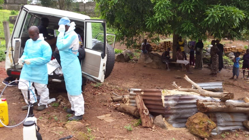 WEBINAR: The Time of Ebola: 'Ordinary Life' at the Heart of a Global Crisis