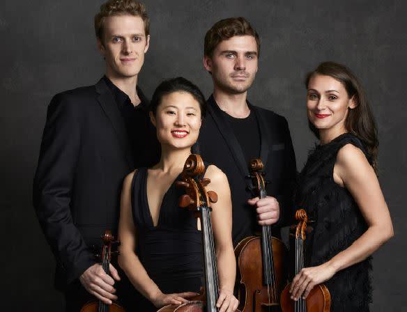 Affinity Quartet -