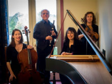 Lunch Hour Concert: Music for a Prussian King