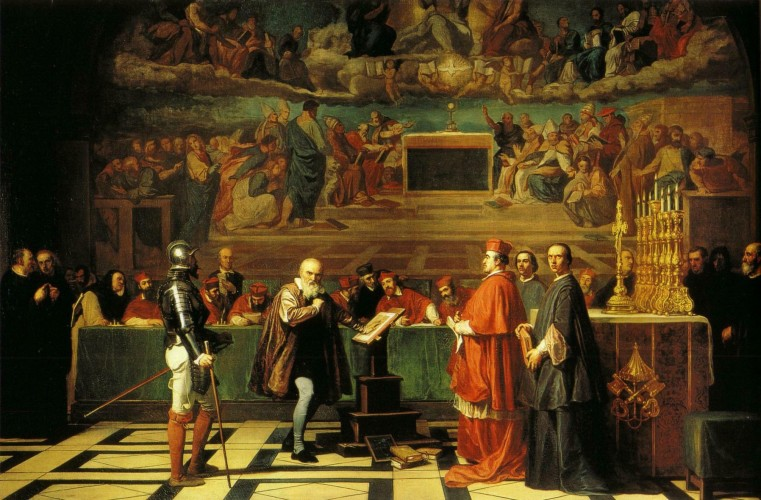 Galileo and the Catholic Church: The Interpretation of Scripture