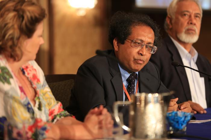 Professor Shamsul Haque