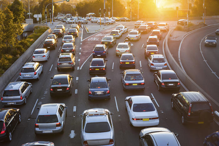Sedentary lifestyle and heavy reliance on driving instead of walking or cycling is an underestimated risk factor for chronic diseases. Picture: iStock