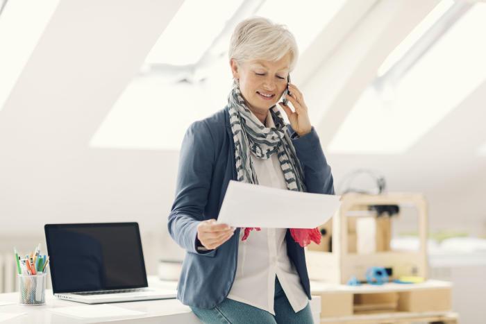 Mature age job seekers