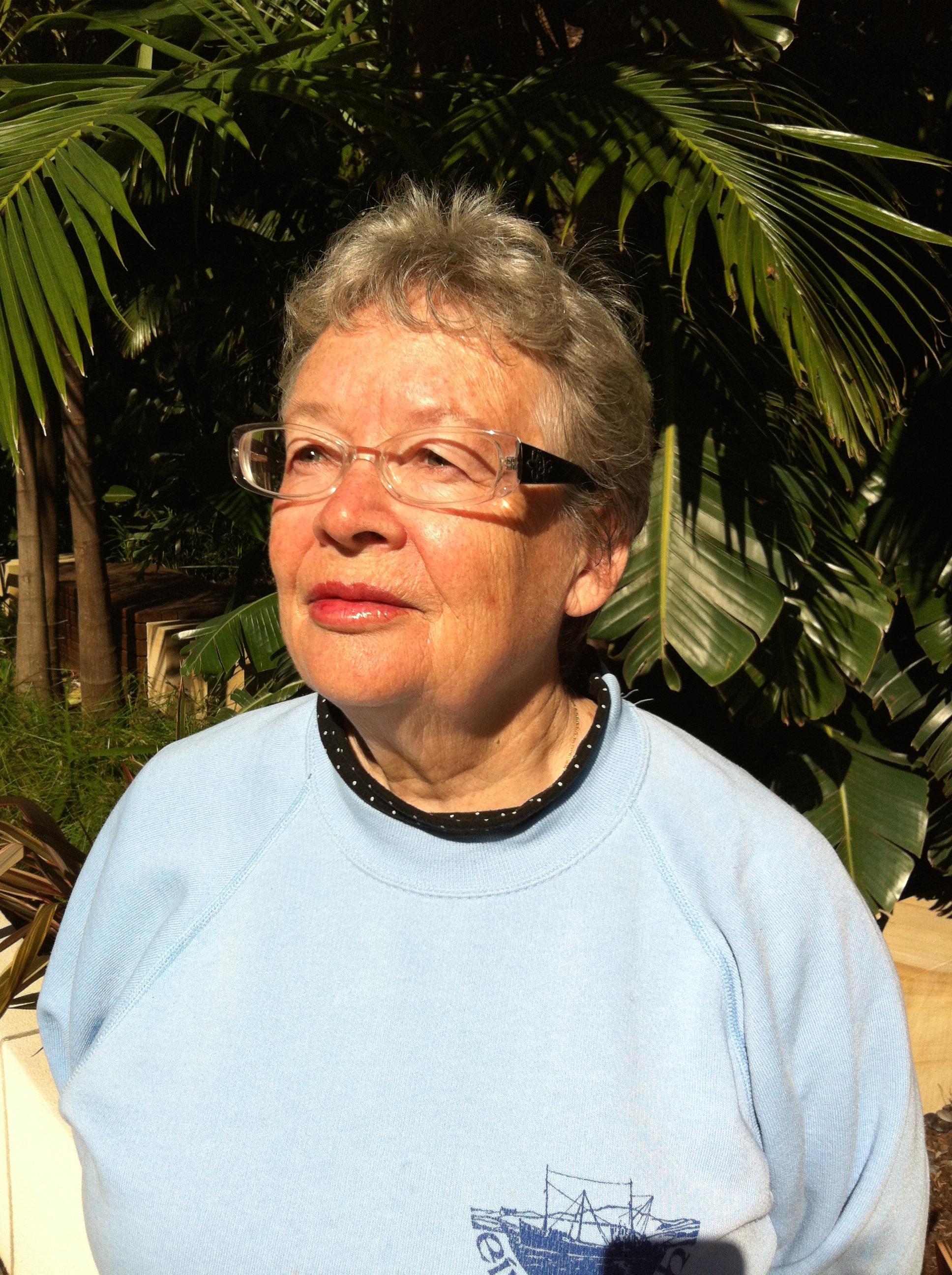 Professor Bonnie McDougall