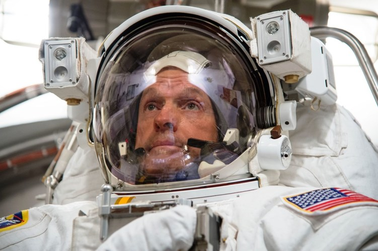 To Boldly Go! Q&A with Astronaut Steve Swanson