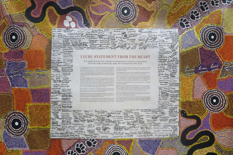 Making a submission to the Joint Select Committee on Constitutional Recognition to Aboriginal and Torres Strait Islander Peoples