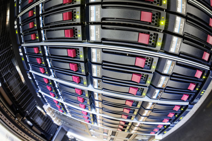 The supercomputer, now on the frontline of battling cancer. Picture: Shutterstock.