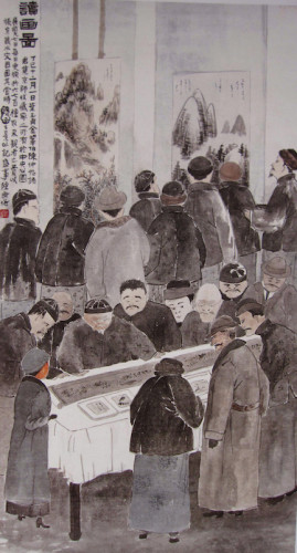 The search for aesthetic modernity in China and Japan: the case of Chen Shizeng and Omura Seigai