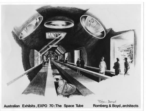 Robin Boyd's Civic Designs
