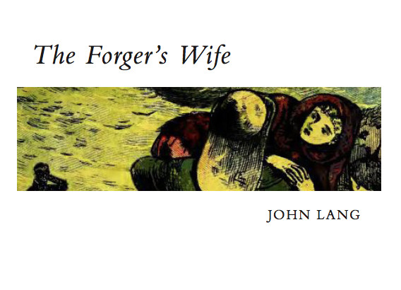 The Forger's Wife and Colonial Australian Fiction