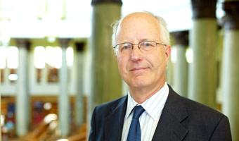 Professor Emeritus Brian Richardson