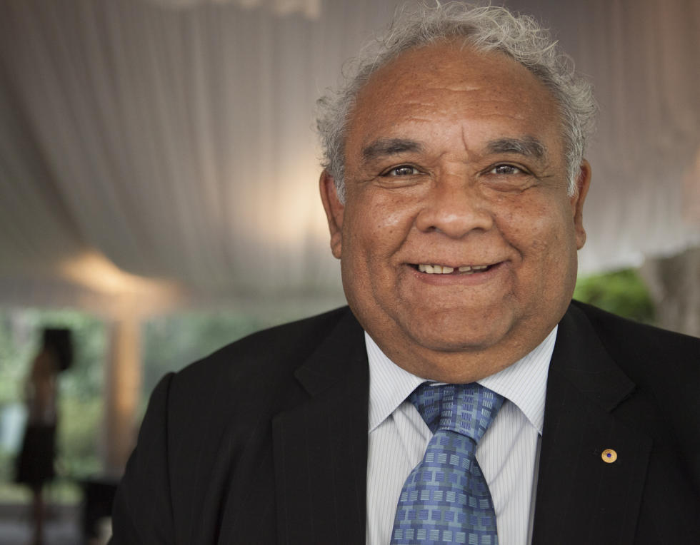 Professor Tom Calma says the Fellowship takes investing to a new level. Picture: Pamela Martin/Getty Images