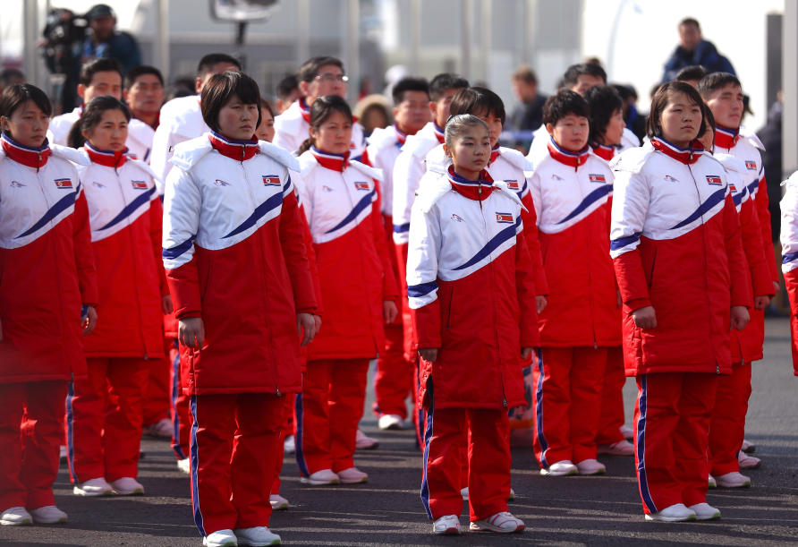 Korean cheering squad to debut in PyeongChang Olympics