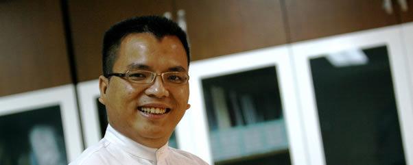 Professor Denny Indrayana