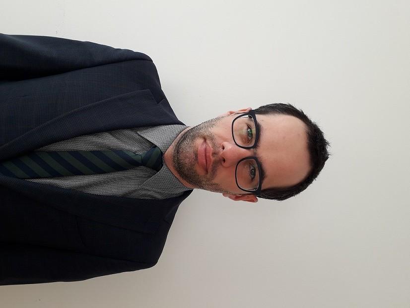 Dr Maciej Barnatt